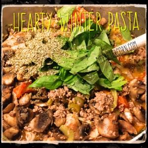 Hearty Winter Pasta