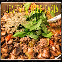 Hearty Winter Pasta